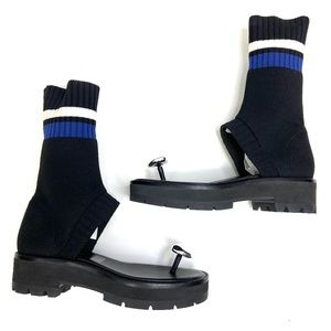 3.1 Phillip Lim | Cat Sock Sandal